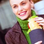 Essen Übergewichtige viel?